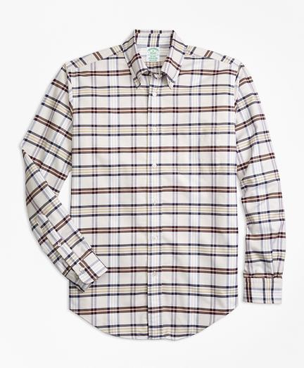 Oxford Tartan Sport Shirt