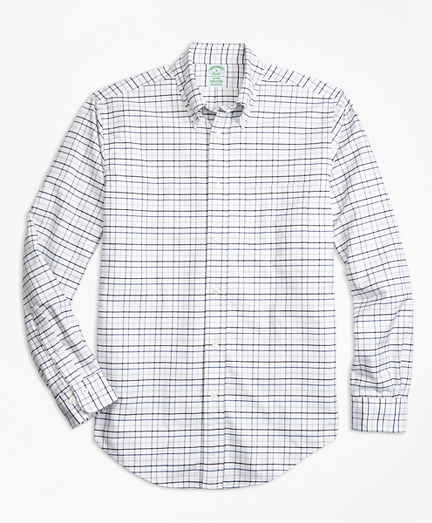 Oxford Multi-Check Sport Shirt