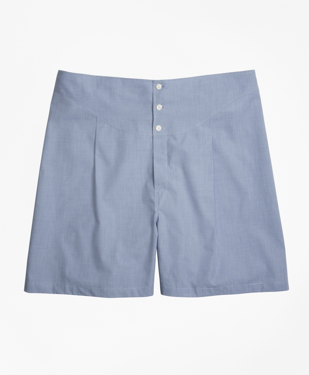 1950s Men's Clothing Tie Back Boxers $30.00 AT vintagedancer.com