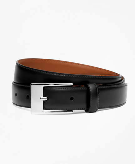 Boys Classic Leather Belt