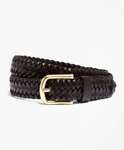 Boys Braided Belt