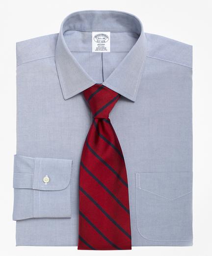 Regent Fitted Dress Shirt, Non-Iron Spread Collar