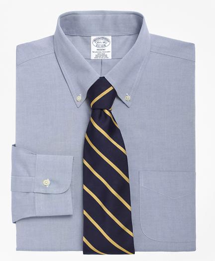 Regent Regular-Fit Dress Shirt,  Non-Iron Button-Down Collar