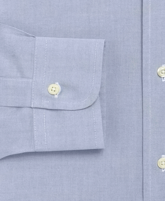 Men 39 s non iron slim fit button down collar dress shirt for Men s no iron dress shirts