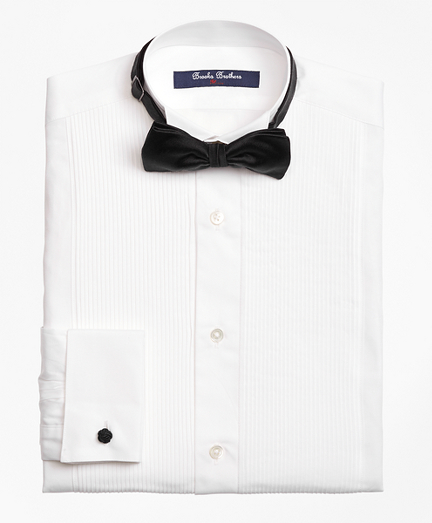 Boys Tuxedo Dress Shirt
