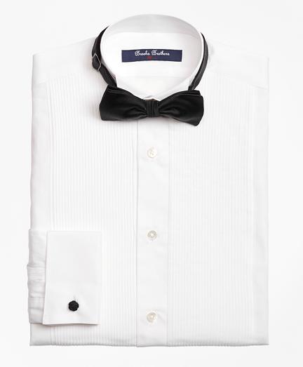 Boys Tuxedo Dress Shirt