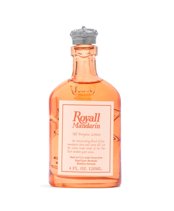 Royall Mandarin Cologne, 4oz As Shown