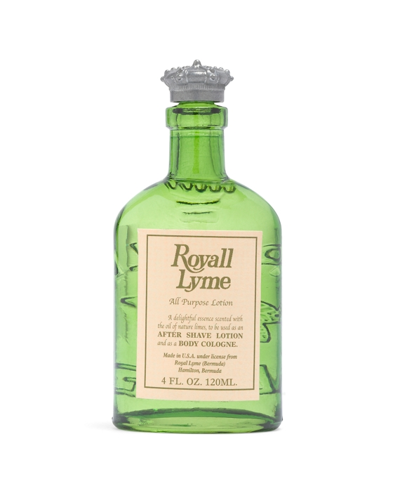 Royall Lyme Cologne, 4oz As Shown