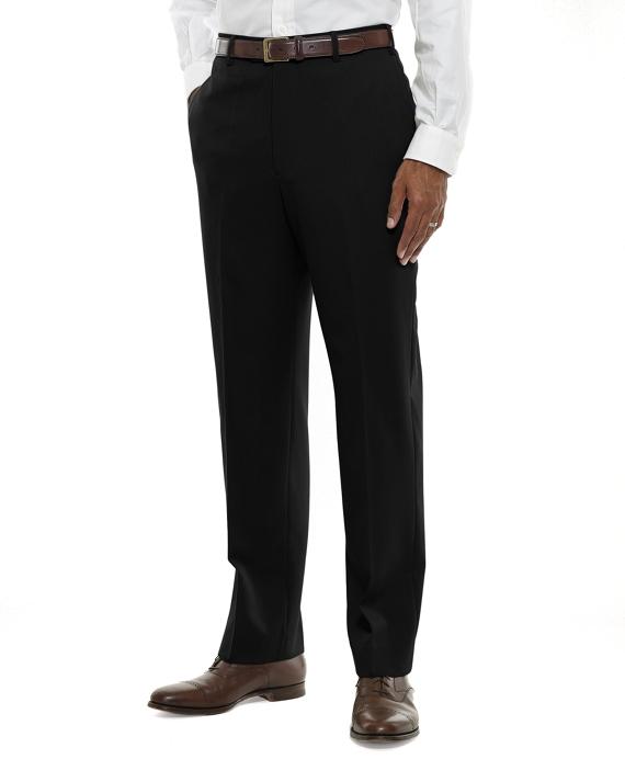 5fbcf14d475b2 Men s Slim Fit Plain-Front Classic Gabardine Pants
