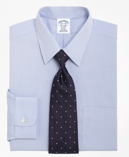 Regent Fitted Dress Shirt, Non-Iron Point Collar