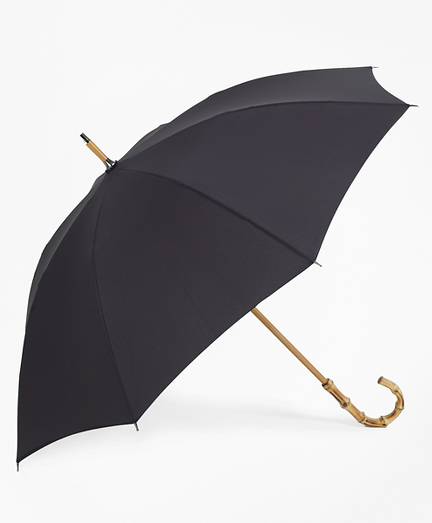 Bamboo Handle Umbrella