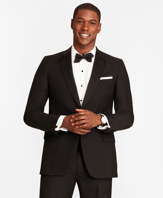 1818 One-Button Fitzgerald Tuxedo Black