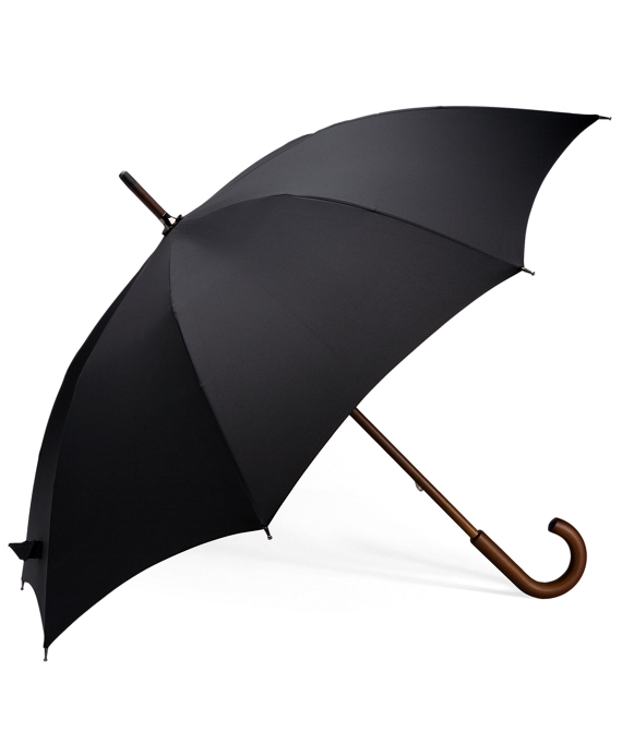 New Stick Umbrella Black