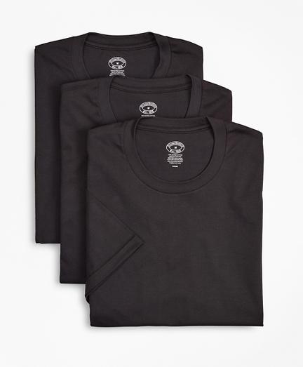 Supima® Cotton Crewneck Undershirt - Three Pack