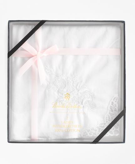 Women's Embroidered Handkerchiefs