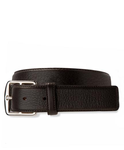 Deerskin Leather Belt