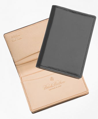 Cordovan Card Case