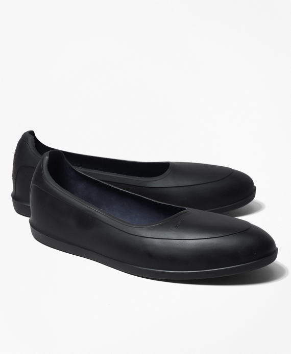 SWIMS Brand Galoshes Black