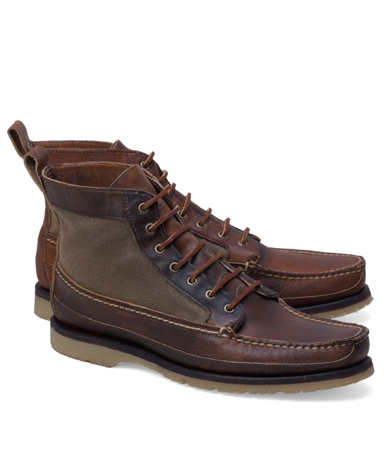 Red Wings 9185 Cooper Rough & Tough Brown