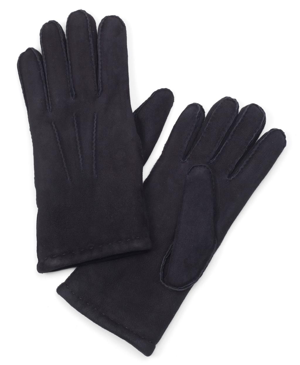 History of Vintage Men's Gloves – 1900 to 1960s Brooks Brothers Mens Shearling Gloves $248.00 AT vintagedancer.com