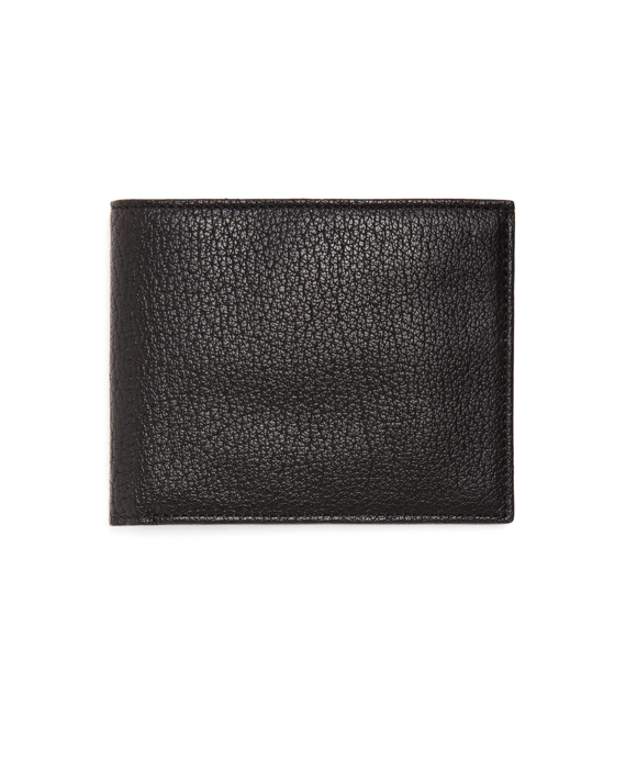 Buffalo Wallet Black