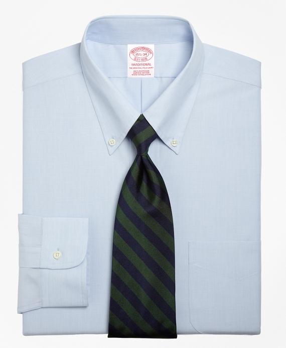 Men's Button-Down Collar Dress Shirt
