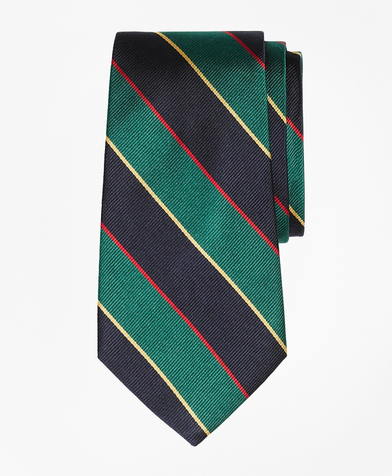 Boys' Argyll and Sutherland Tie Green