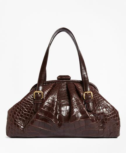 Alligator Soft Frame Bag