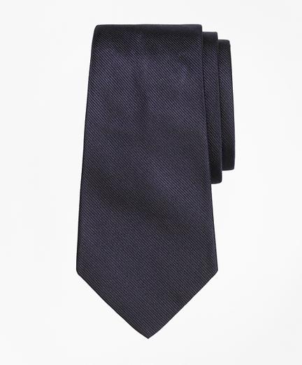 Boys Solid Silk Tie