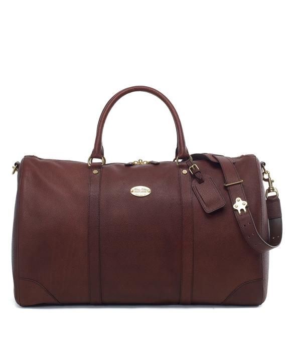 Football Leather Duffel Bag  83c0011db3963