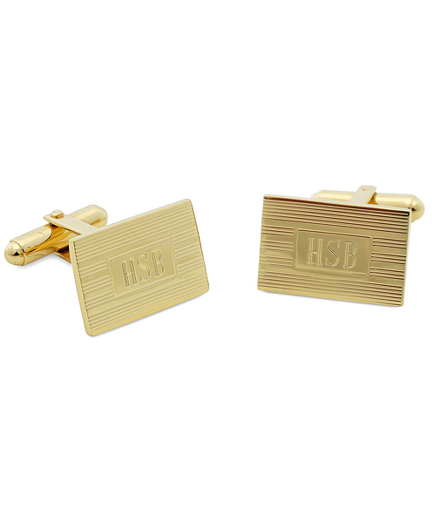 Engravable Cuff Links