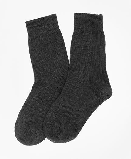 Boys Cotton Lycra® Rib Socks