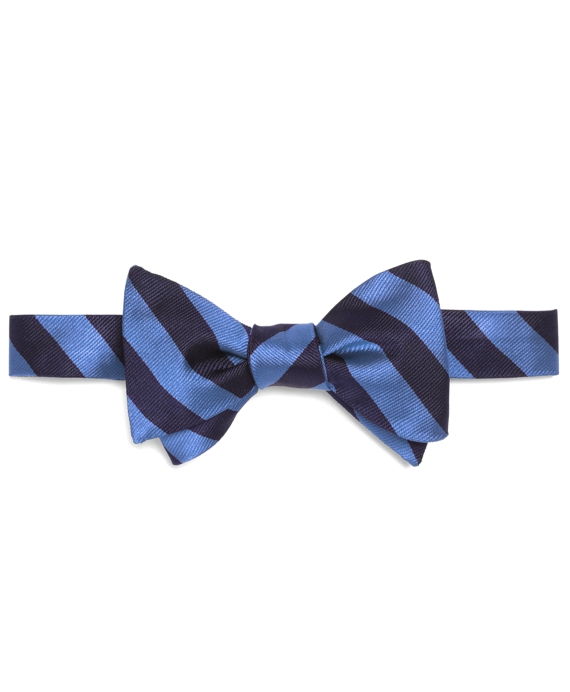 BB#4 Rep Bow Tie Blue-Navy