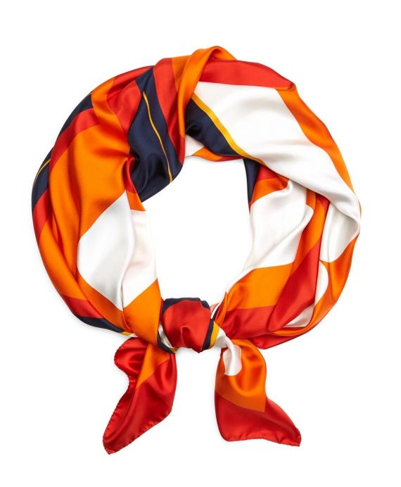 Navy-Orange-Coral