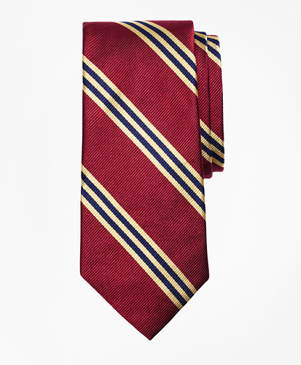 Boys BB#1 Stripe Tie