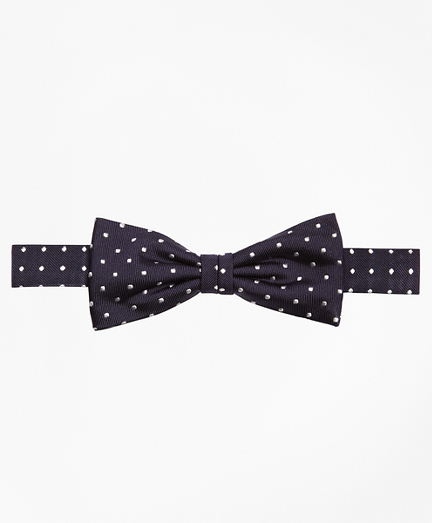 Boys Dot Pre-Tied Bow Tie
