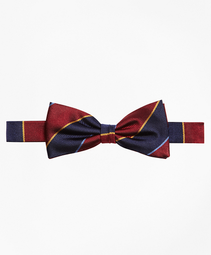 Boys' Argyll and Sutherland Pre-Tied Bow Tie