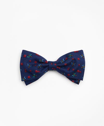 Boys Dragonfly Pre-Tied Bow Tie