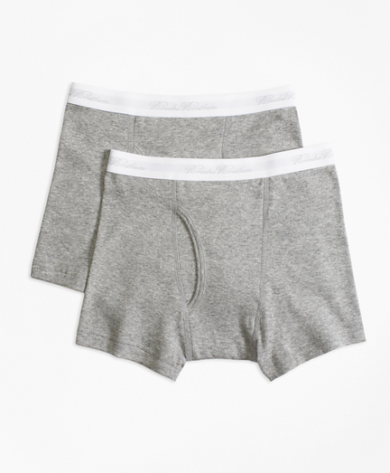 Boys Two-Pack Boxer Briefs