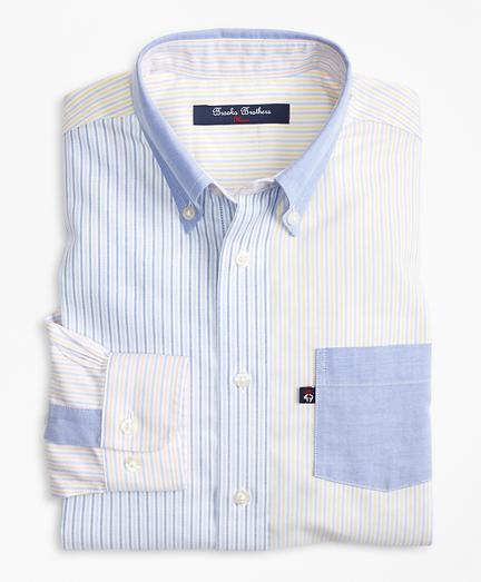 Boys Non-Iron Supima® Cotton Oxford Fun Shirt