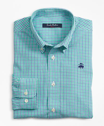 5641709c2 Boys Cotton Mini Check Sport Shirt