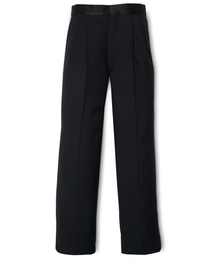 Boys Junior Tuxedo Pants