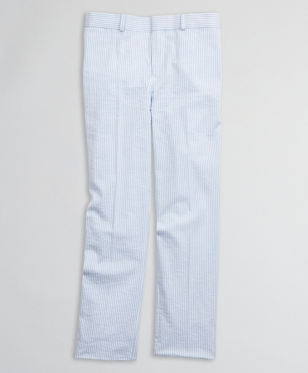Boys Seersucker Suit Pants