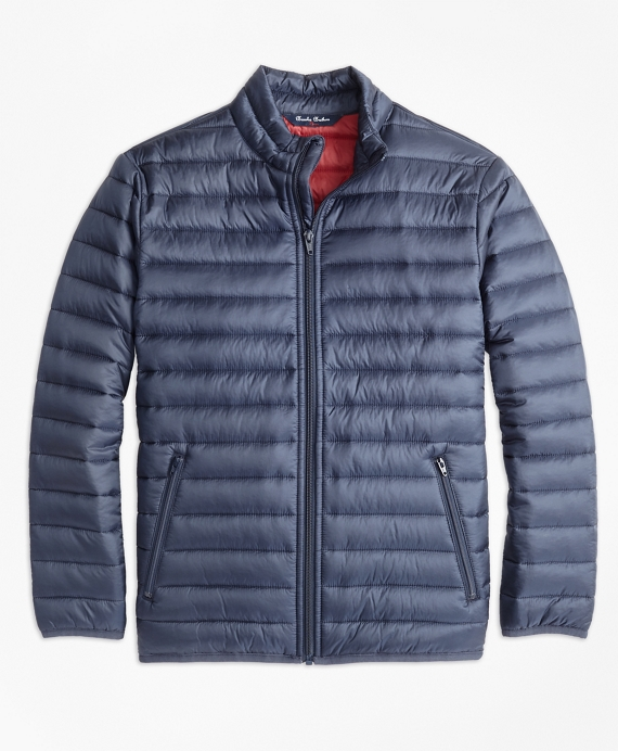 Boys Puffer Jacket Navy
