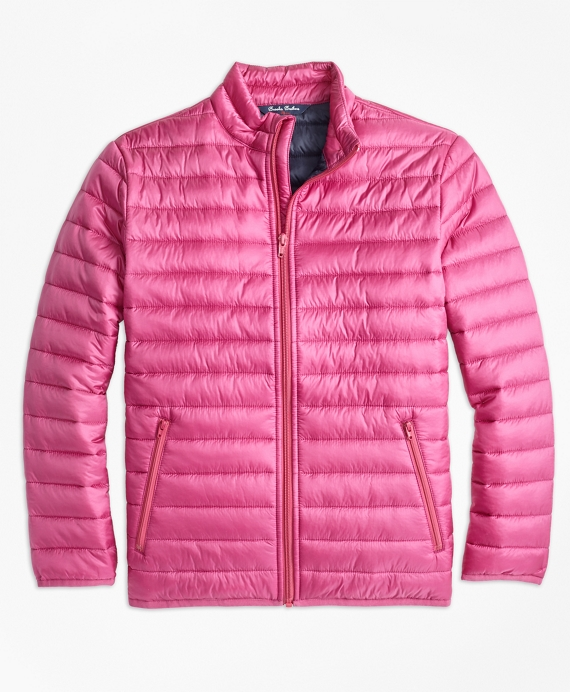 Girls Puffer Jacket Pink