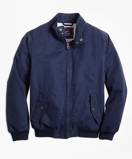 Boys Cotton Bomber Jacket
