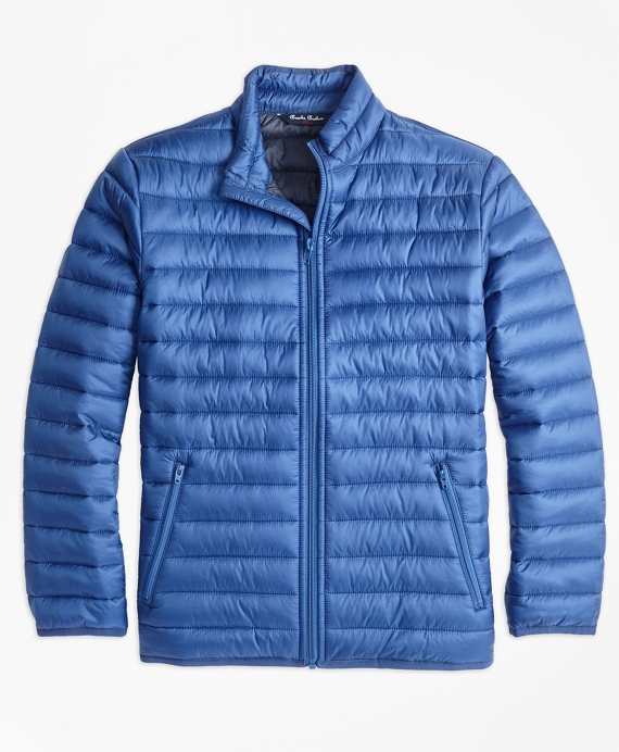 Boys Puffer Jacket Blue