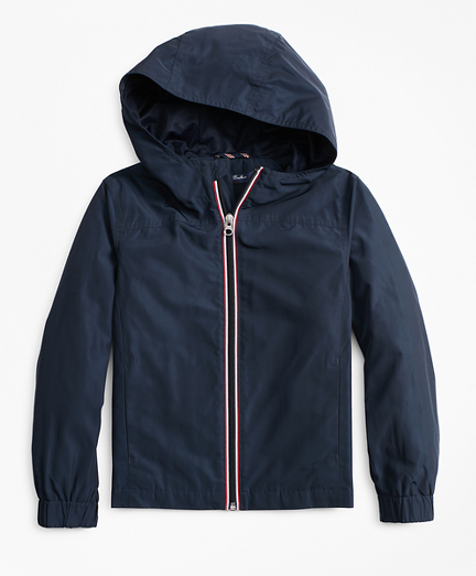 Boys Water Repellent Windbreaker
