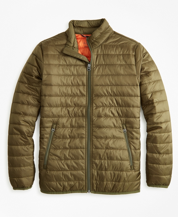 Kids Puffer Jacket Ivy Green