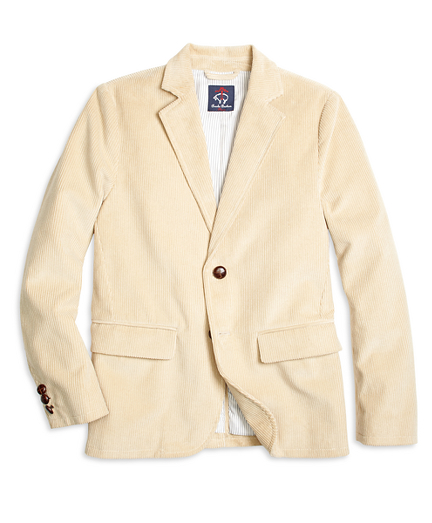 Boys Corduroy Sport Coat